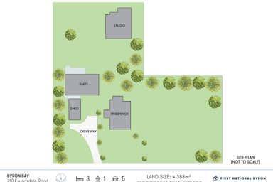 310 Ewingsdale Road Byron Bay NSW 2481 - Floor Plan 1