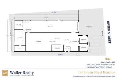195 Breen Street, Bendigo, 195 Breen Street Bendigo VIC 3550 - Floor Plan 1