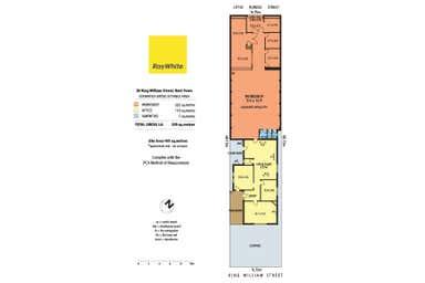26 King William Street Kent Town SA 5067 - Floor Plan 1