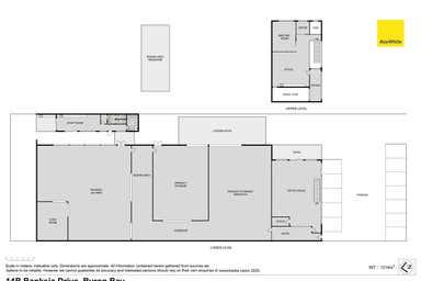 14B Banksia Drive Byron Bay NSW 2481 - Floor Plan 1