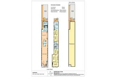 233 Union Road Ascot Vale VIC 3032 - Floor Plan 1