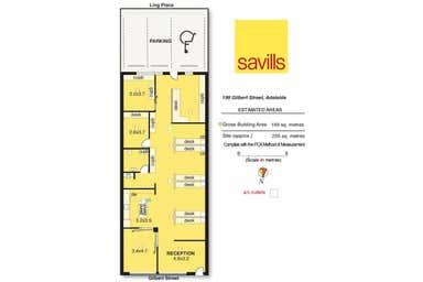 199 Gilbert Street Adelaide SA 5000 - Floor Plan 1