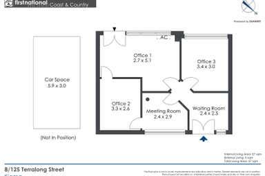 8/125 Terralong Street Kiama NSW 2533 - Floor Plan 1