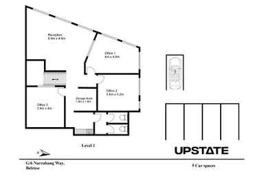 Unit G/6 Narabang Way Belrose NSW 2085 - Floor Plan 1