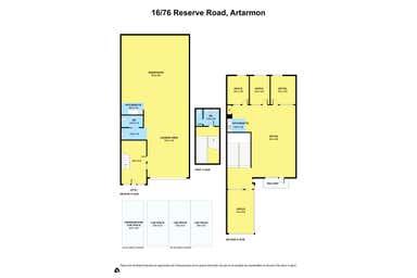 16/76  Reserve Road Artarmon NSW 2064 - Floor Plan 1