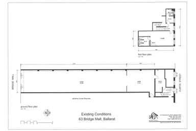 63 Bridge Mall Ballarat Central VIC 3350 - Floor Plan 1