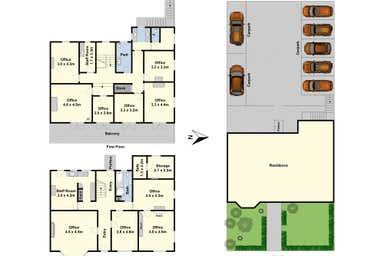 258 Latrobe Terrace Newtown VIC 3220 - Floor Plan 1