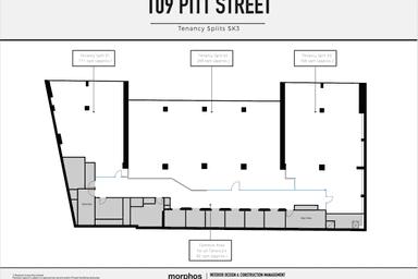 Level 9, 109 Pitt Street Sydney NSW 2000 - Floor Plan 1