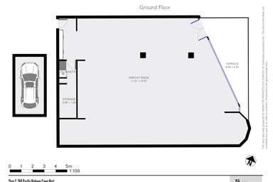 Shop 2, 360 Pacific Highway Crows Nest NSW 2065 - Floor Plan 1