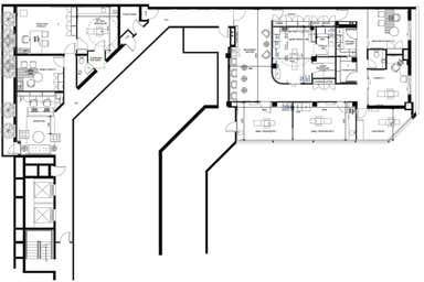 Level 1, 33 Bayswater Road Potts Point NSW 2011 - Floor Plan 1