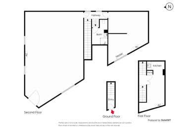 Level 1/143-145 Gardenvale Road Gardenvale VIC 3185 - Floor Plan 1