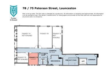 75 Paterson Street Launceston TAS 7250 - Floor Plan 1