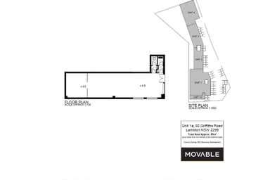 1a/60 Griffith Road & 57 Crescent Road Lambton NSW 2299 - Floor Plan 1