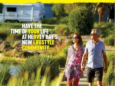 Latitude25 Latitude25, Hervey Bay's new luxury RV lifestyle community