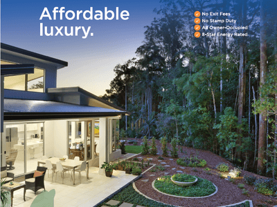 Nature's Edge  Nature's Edge Buderim - Exclusive Over 50's Lifestyle Community