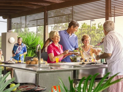 Seachange Riverside Coomera Seachange Riverside Coomera designed for over 50s