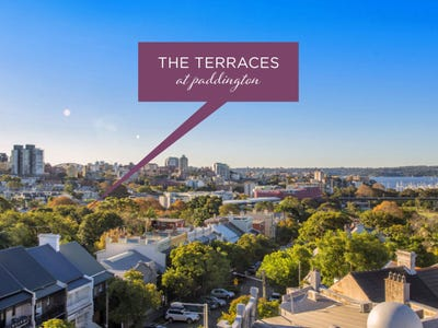 The Terraces at Paddington Over 55s retirement living, in one of Sydney's most sought-after locations