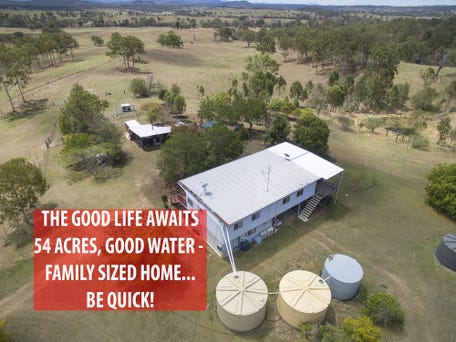 Rural Properties For Sale Gin Gin Qld