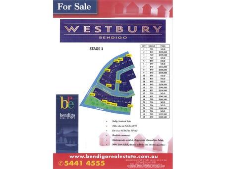 Stage 1 Westbury Estate, Maiden Gully