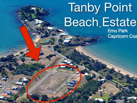 1 Tanby Point Beach Estate, Emu Park