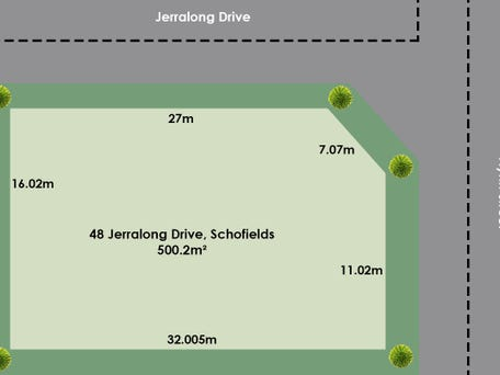Lots 22, 29, 44, 48, Jerralong Drive, Schofields