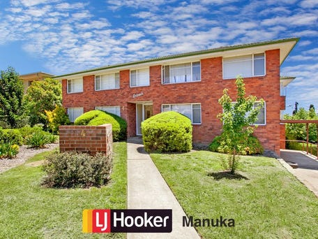 1/4 Nuyts Street, Red Hill