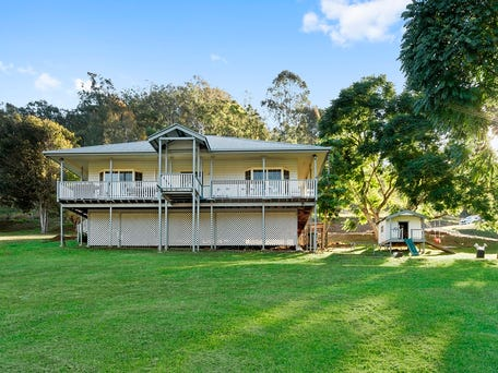 976 Lamington National Park Rd, Canungra