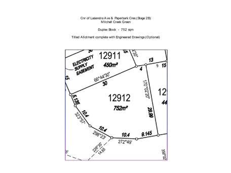 Lot 12912 Mitchell Creek Green, Zuccoli