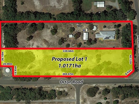 Lot 1 9 Kowin Court Cardup Wa 6122 Residential Land For