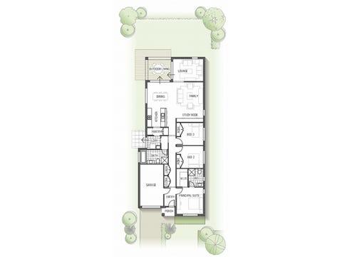 Lilybrook 1230 N01 - floorplan