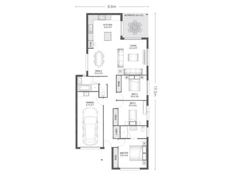 Baldwin 16 - floorplan
