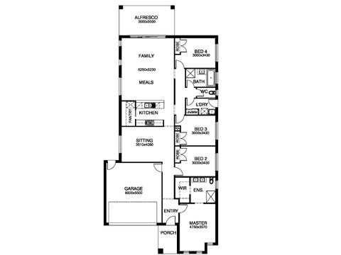 Madison 24 - floorplan