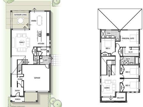 Tiara 1230 N02 - floorplan