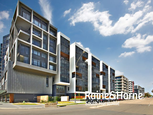 806/55 Hill Road, Wentworth Point, NSW 2127