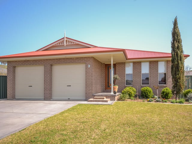 3 Willem Place, Mudgee, NSW 2850