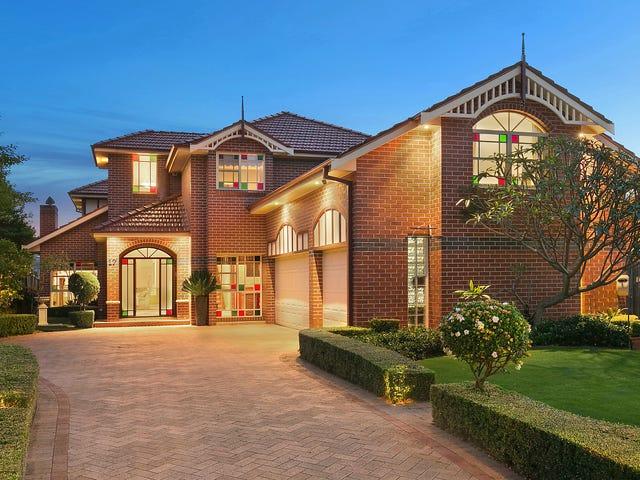 17 Balintore Drive, Castle Hill, NSW 2154