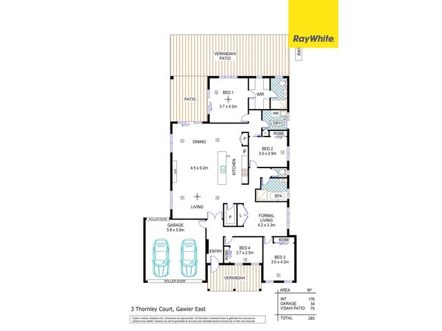 3 Thornley Court, Gawler East, SA 5118