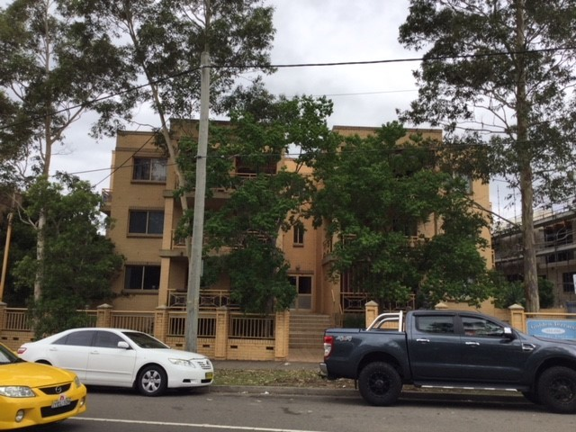 7/334 Railway Terrace, Guildford, NSW 2161