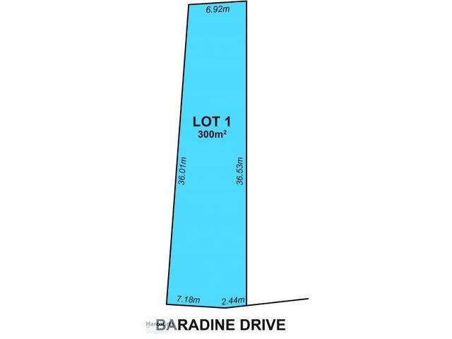 Lot 1, 50 Baradine Drive, Ingle Farm, SA 5098