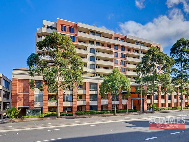 17/121 Pacific Highway, Hornsby, NSW 2077