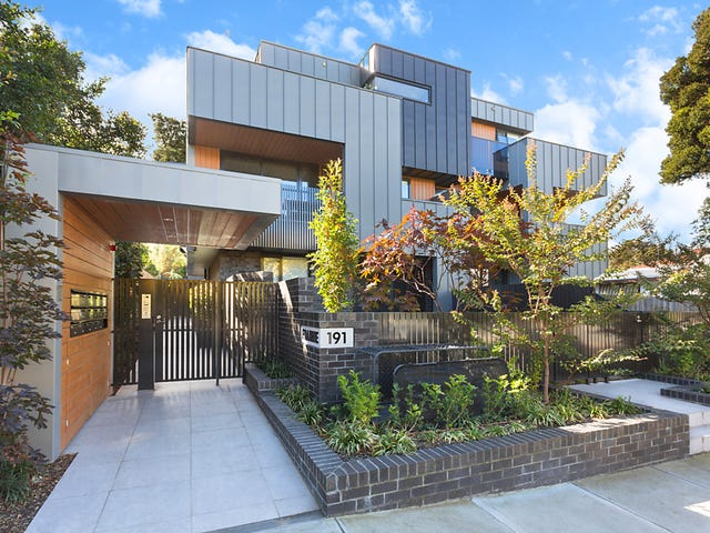 105/191 Barkers Road, Kew, Vic 3101