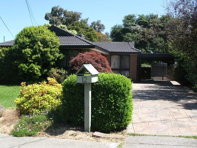 12 Zarro Street, Scoresby, Vic 3179