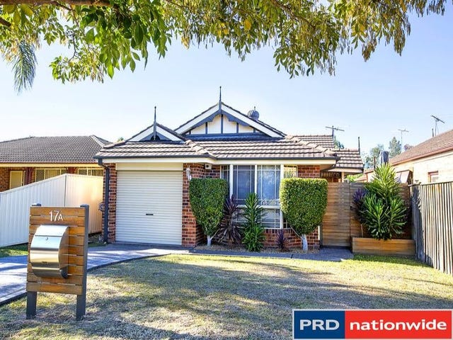 17A Paganini Crescent, Claremont Meadows, NSW 2747