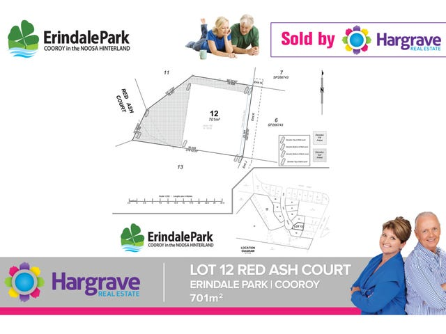 Lot 12 Red Ash Court - Erindale Park, Cooroy, Qld 4563