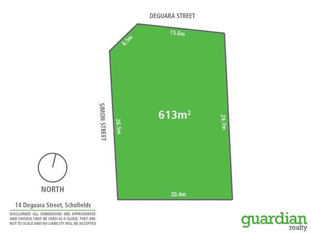 14 Deguara Street, Schofields, NSW 2762