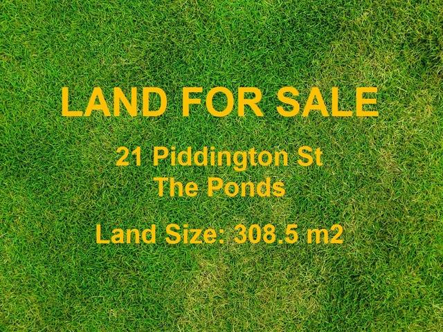 21 Piddington Street, The Ponds, NSW 2769