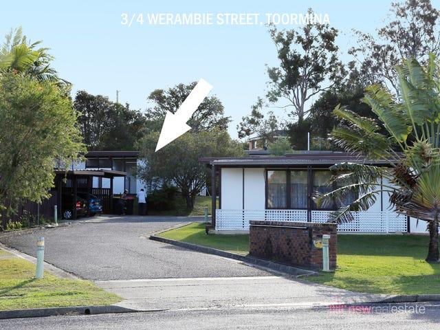 3/4 Werambie Street, Toormina, NSW 2452