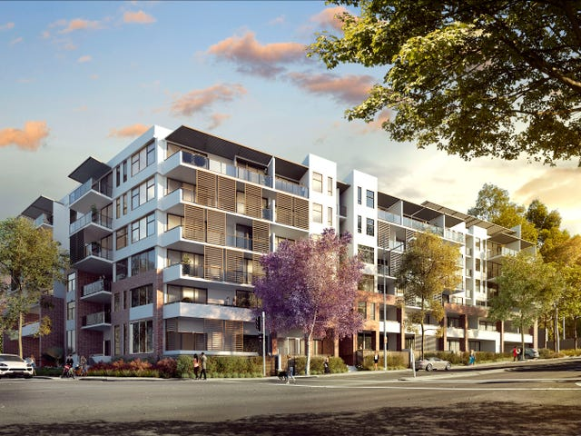 104-106 Caddies Boulevard and 80 Main St, (Lot 15) and 98 Caddies Boulevard, Rouse Hill, NSW 2155