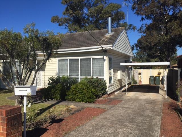 45 Matthews Square, Ingleburn, NSW 2565