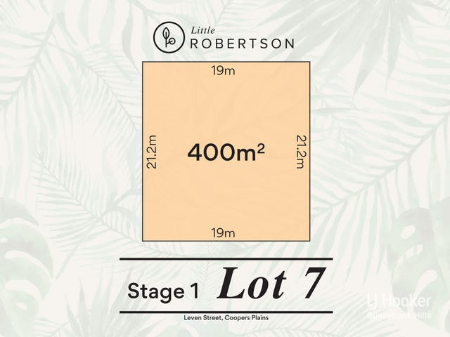 Lot 7, 31 Leven Street, Coopers Plains, Qld 4108